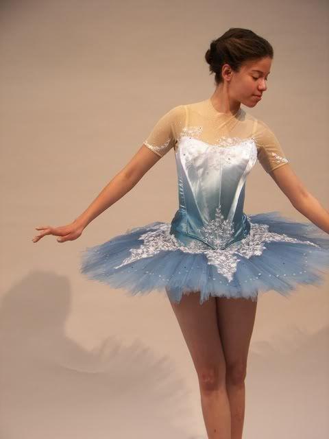 dance of the snowflakes costume inspiration - Ballet Halloween Costume