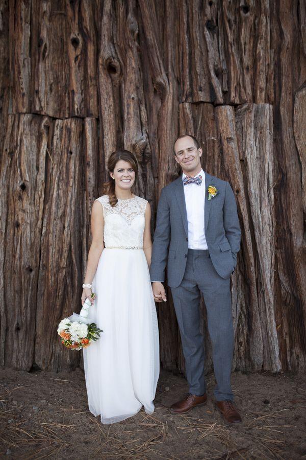 Fall Destination Wedding In Lake Tahoe Lake Tahoe