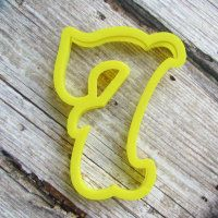 """Cookie cutter """" Number 7 """" 10 cm"""