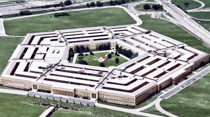 Pentagon Washington DC building