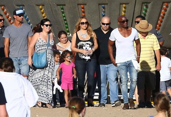Mariah Carey Photos - Mariah Carey Enjoys a Day at the Fair in Malibu - Zimbio