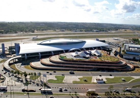 Aeroporto Internacional dos Guararapes Gilberto Freyre 3 Recife