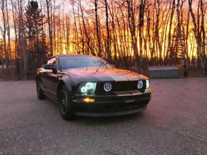 2005 Ford Mustang 4.0 Premium Convertible