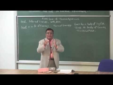 XI 12 2 Laws of Thermodynamics 2015Pradeep Kshetrapal Physics   YouTube