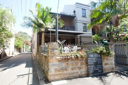 The Fern #redfern #sydney #restaurant