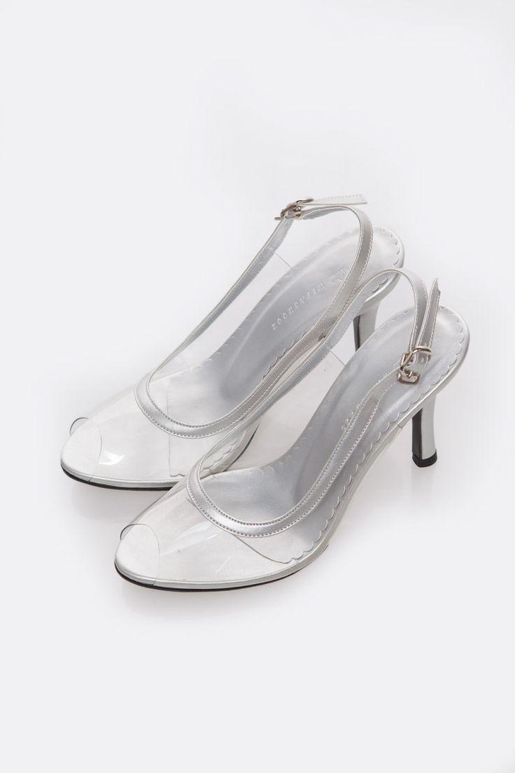 Jollie Heels Silver