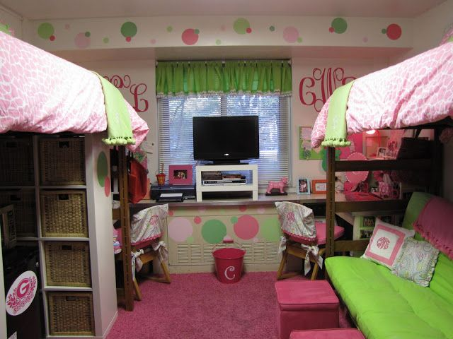 2009 Room Of The Year Contest: Russell Community   University Housing UGA