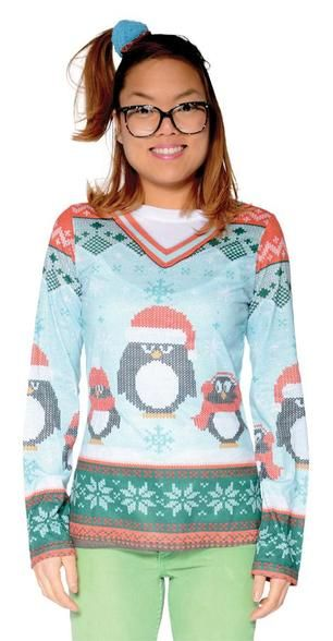 Ugly Ladies Winter Penguin Lg