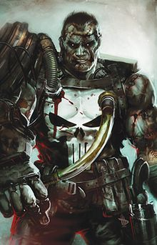 Punisher - Wikipedia, the free encyclopedia