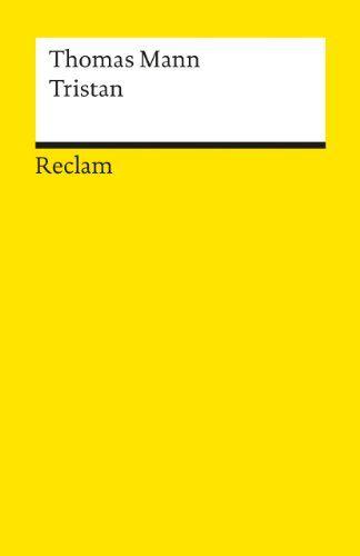 Tristan.: Amazon.de: THOMAS MANN: Bücher