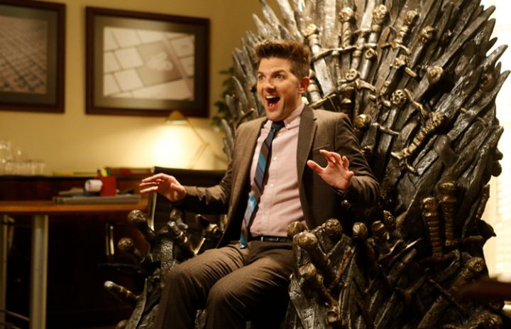 Image result for Ben Wyatt Iron Throne