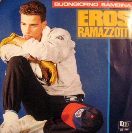 Eros Ramazzotti - Buongiorno bambina