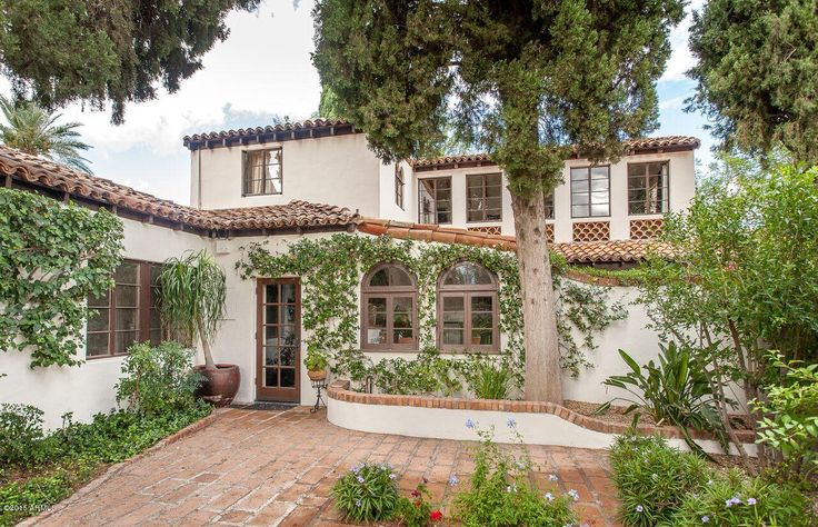 958 best images about spanish style on pinterest for Spanish style homes for sale