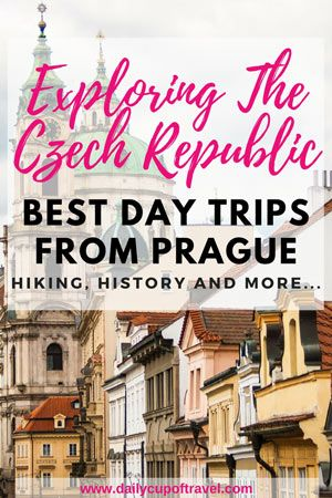 6 of the best day trips from Prague for exploring the Czech Republics smaller medieval towns, hiking through beautiful national parks and getting a real feel of the countries history.