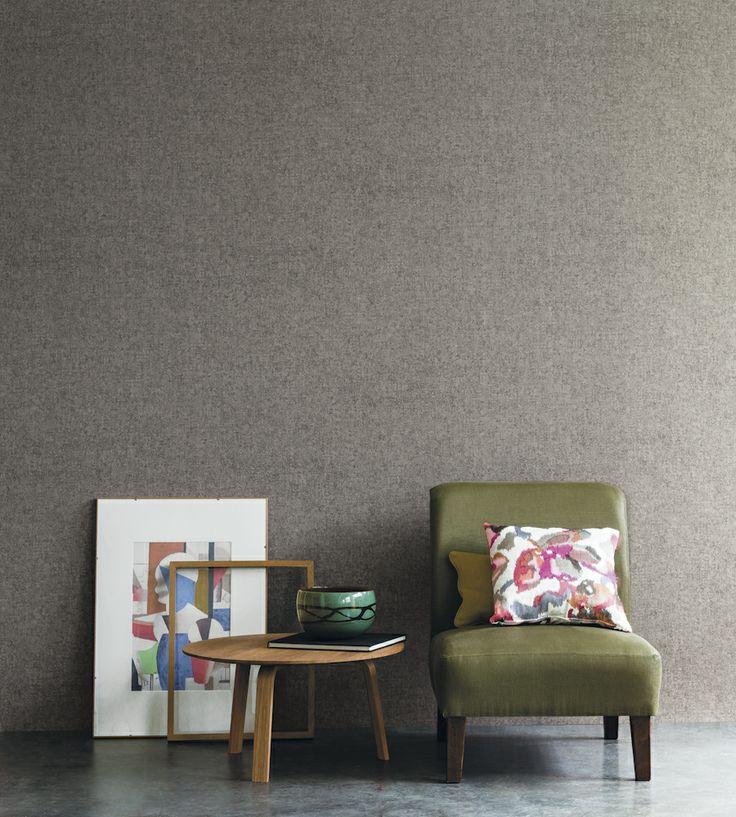Greys | Vitalite Wallpaper by Casamance | Jane Clayton