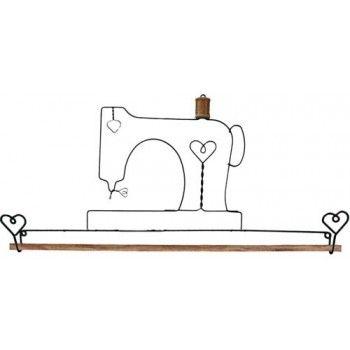 Cabide Metal - Máquina de Costura
