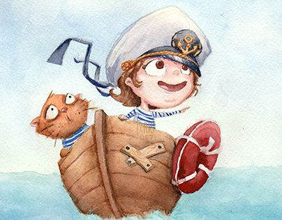 "Check out new work on my @Behance portfolio: ""Sailors"" http://be.net/gallery/35586395/Sailors"