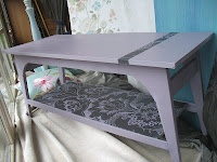 upcycling vintage furniture