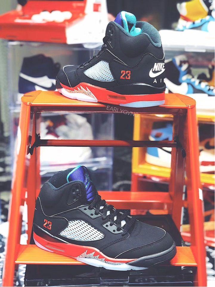 Nike30周年記念新色モデル Air Jordan 5 Retro Top3が2020年5月