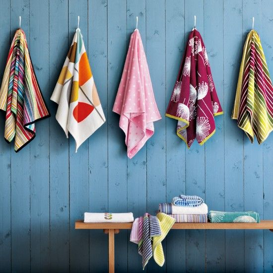 How to buy bathroom towels