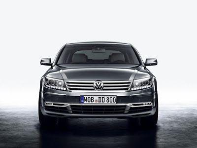 Luxury Cars : Volkswagen Phaeton 2012