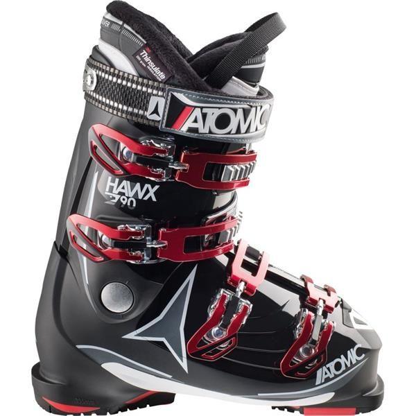 Детские горнолыжные ботинки переменного размера