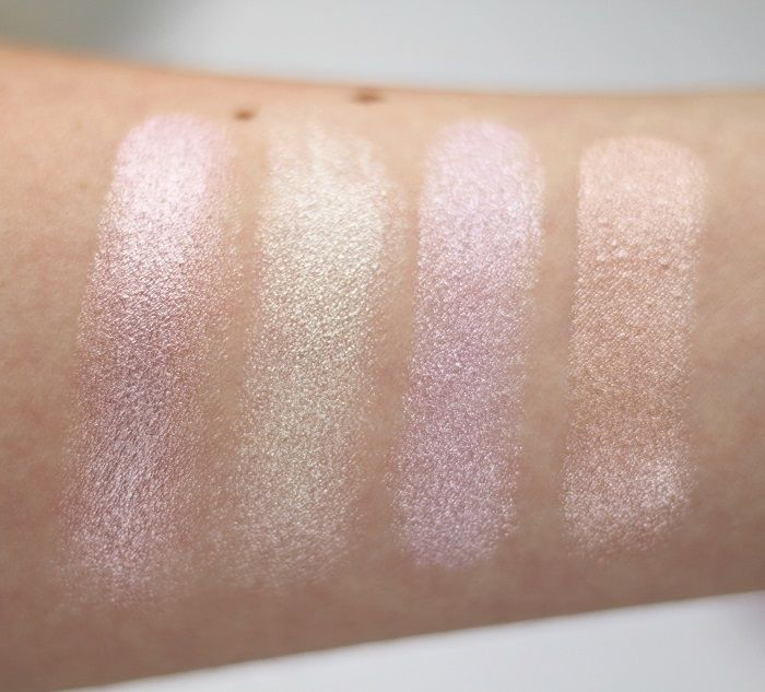 Sleek Highlighter Solstice Swatch