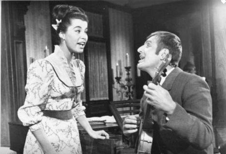 Stephanie Powers and Jerry Van Dyke - McClintock