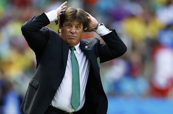 Si 'Kutu' Bawa Tim B, Meksiko Gagal Total di Chile