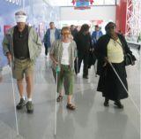 Senior students exploring BWI