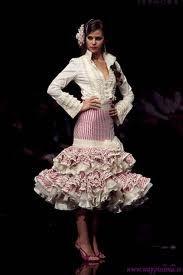vestidos y faldas de flamenca cortas - Buscar con Google