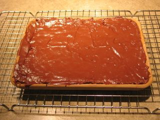Small Batch Easy Fudge Brownies - baked in a toaster oven