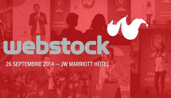 Sunt blogger ambasador la Webstock 2014 !