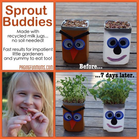 1000+ images about Gardening with Kids on Pinterest ...