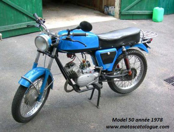 1978 Casal (Portugal) 50cc