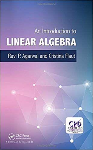 Linear Algebra Textbook Pdf