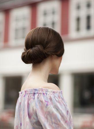 frisyre for halvlangt hår 4