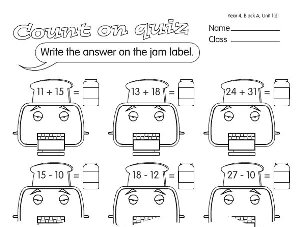 1000 images about Totally free worksheets Learning Clip New – Add and Subtract Whole Numbers Worksheet