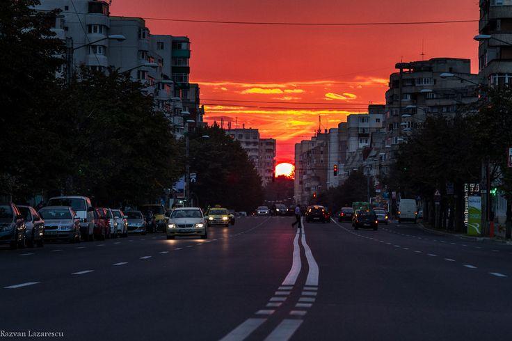 Tonight in Iasi city by Razvan Lazarescu on 500px