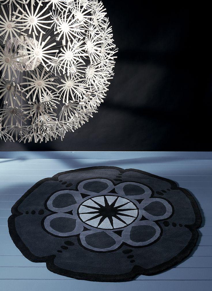 Alfombras de lana kp hand tufted 100 kea de nueva for Modelos de alfombras