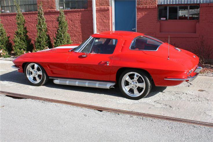 17 best images about corvette on pinterest cars c7 for 1963 split window corvette 427