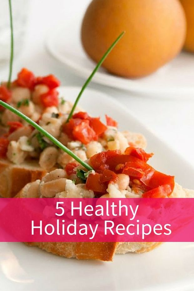 5 Healthy Recipes for Your Chanukah Party