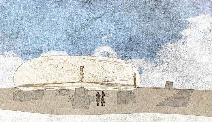 Oris • Serpentine Pavillion: Romantic <i>follie</i> by Smiljan Radic