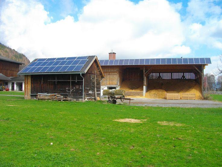 Enerjisini Üreten Hayvancılık İşletmelerine Destek Tarım ve Kırsal Kalkınmayı Destekleme Kurumu, hayvancılık yapan üreticilerin güneş paneli veya biyogaz yöntemi ile kendi enerjilerini de üretmelerine destek verecek.