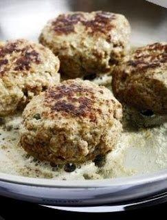 Traditional Delicious Georgian Cuisine: Abkhazura (Spicy Meatballs)