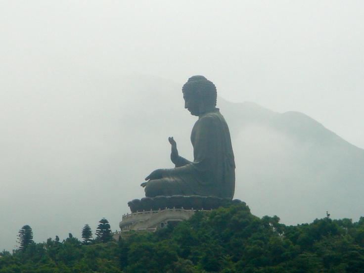 Lantau Island, Hong Kong - I've been here and it is amazing!!