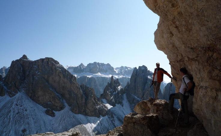 Summer holidays in Alta Badia, Dolomiti Chedul