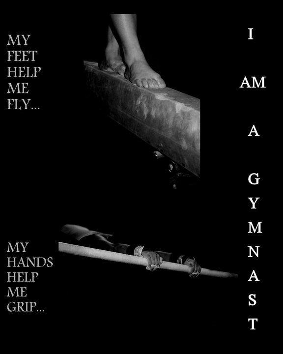 Gymnastics.... All the way