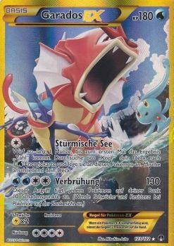 Die wertvollste Karte aus Turbofieber! Das Shiny Garados-EX 123/122! #Pokemon #Garados #Shiny #Turbofieber #GatetotheGames