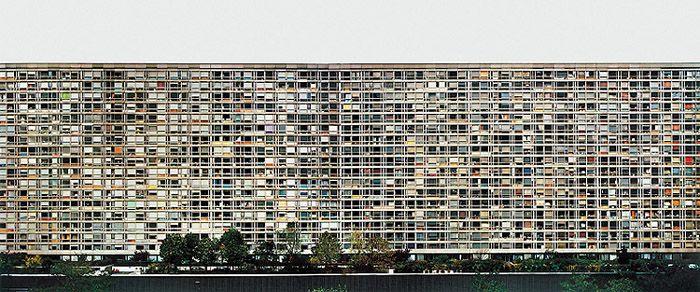 andreas gursky, Montparnasse_1993